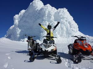 Snowmobiling Tour On Eyjafjallajökull Packages