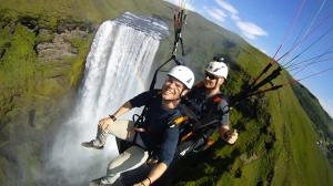 Paragliding Tour - Tandem Flight In Vik Packages